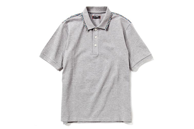 Image of Liberty x CASH CA Piping Polo Shirt