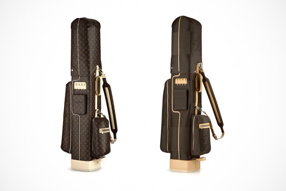 Image of Louis Vuitton 2012 Spring/Summer Golf Bags