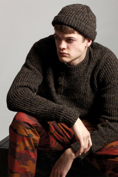 Image of maharishi 2012 Fall/Winter Collection