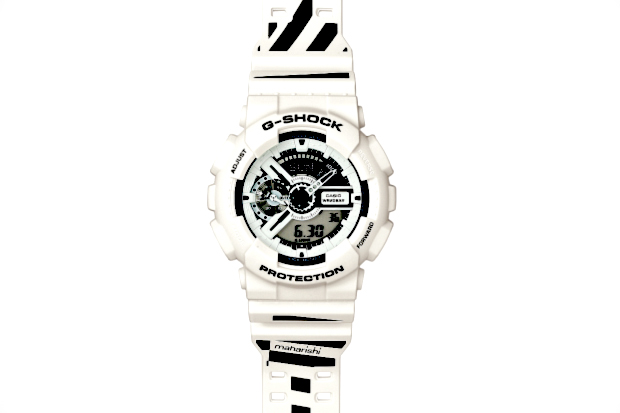 Image of Maharishi x Casio G-Shock 2012 Spring/Summer GA-110