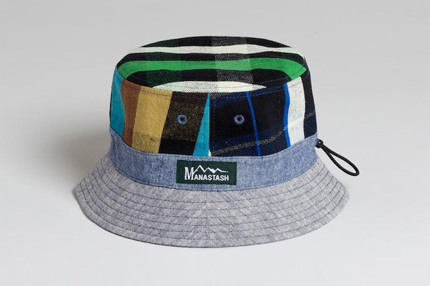 Image of MANASTASH Hemp Check Hat