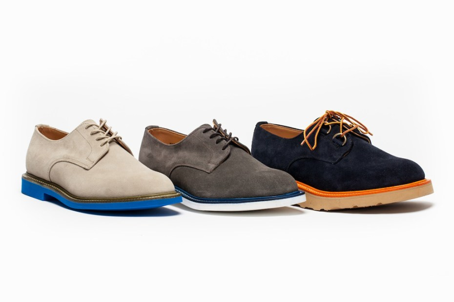 "Image of Mark McNairy for Norse Store 2012 ""Couple-of-Derby's-and-a-Gibson"" Pack"