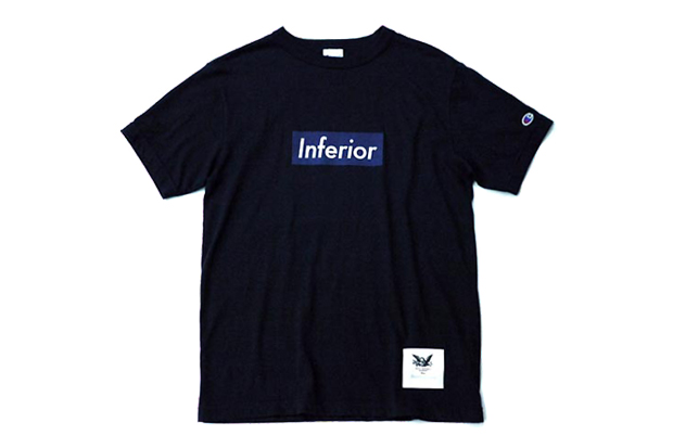 "Image of Heather Grey Wall x Mark McNairy 2012 Spring/Summer ""Inferior"" T-Shirt"