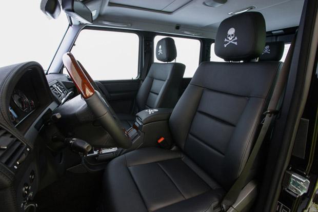 Image of mastermind JAPAN x Mercedes-Benz G55 AMG Limited