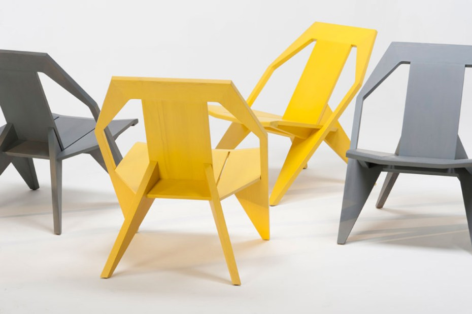 Image of Mattiazzi MEDICI Chair by Konstantin Grcic