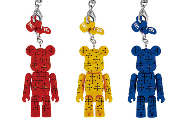 Image of Medicom Toy 70% Eames Bearbricks