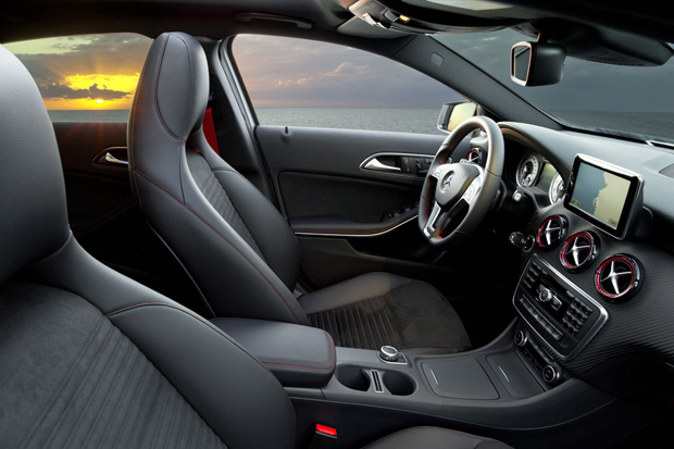Image of Mercedes-Benz A25 AMG