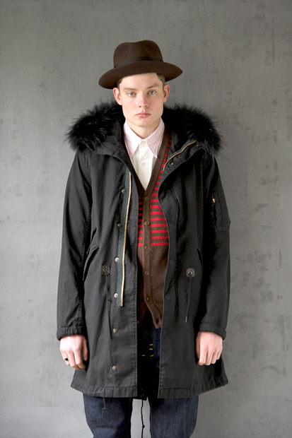 Image of METAPHORE 2012 Fall/Winter Collection