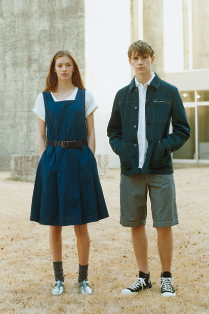 Image of MHL. x HOUYHNHNM 2012 Spring/Summer Lookbook