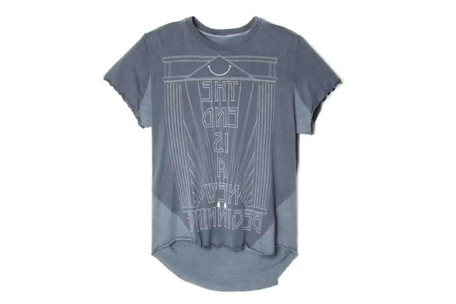 Image of MIHARAYASUHIRO DENIM 2012 Spring/Summer T-Shirts