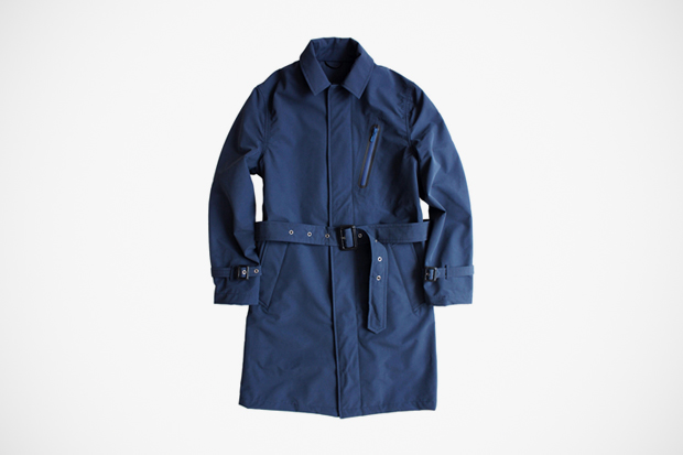 Image of Minotaur Poli-Flex Waterproof 3-Layer Trench Coat