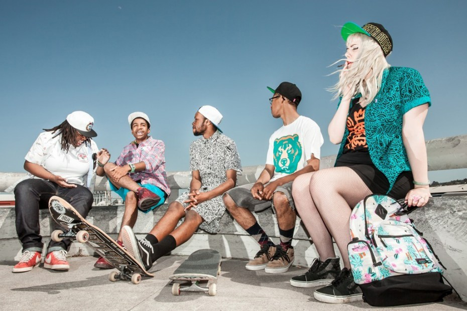 Image of Mishka 2012 Summer Lookbook