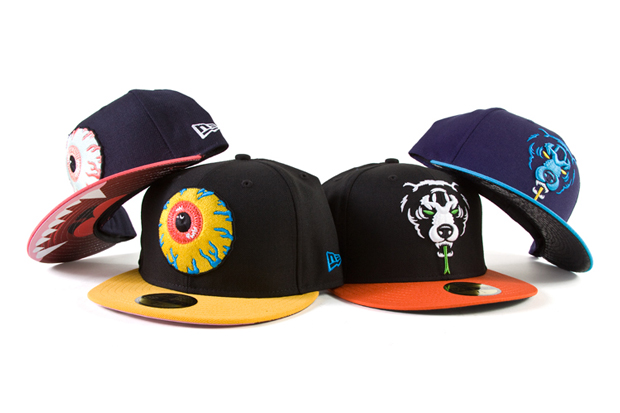 Image of Mishka 2012 Summer New Era Caps Preview