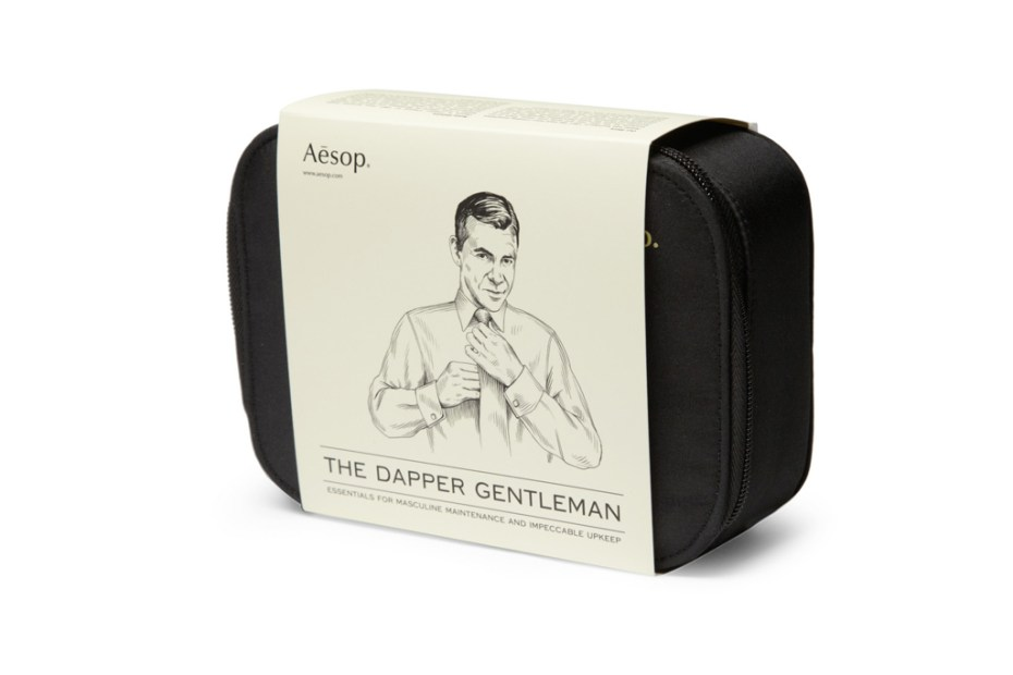 Image of MR PORTER x Aesop Dapper Gentleman Grooming Kit