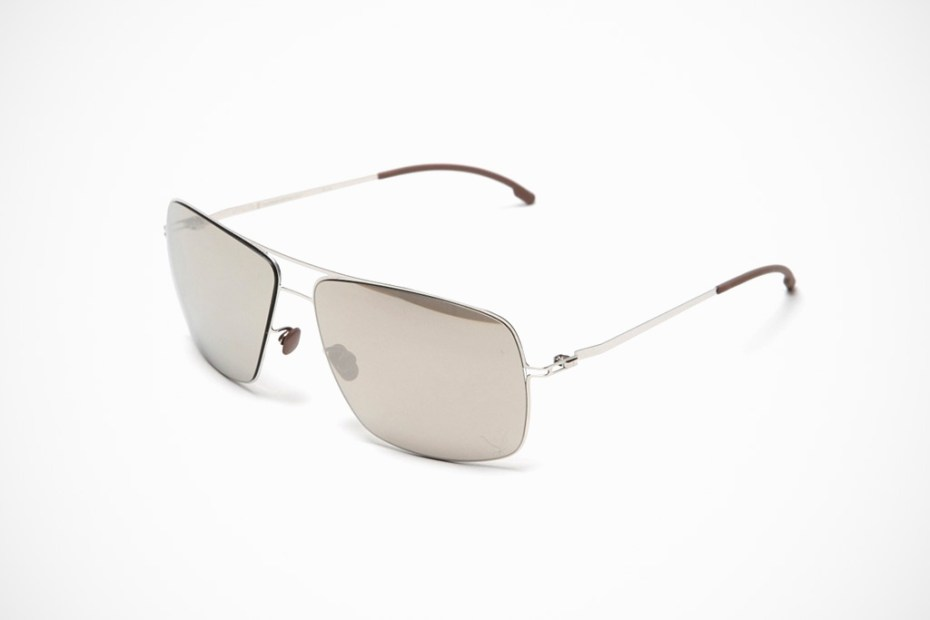 Image of MYKITA 2012 Spring/Summer Kimi Platinum Edition Sunglasses
