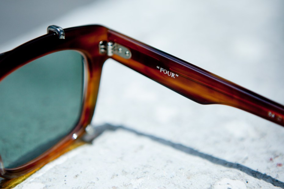 Image of NEIGHBORHOOD 2012 Spring/Summer FOUR/A-Shade Sunglasses