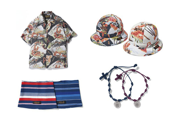 """Image of NEIGHBORHOOD 2012 Spring/Summer """"LESS THAN ZERO"""" Collection June Releases"""