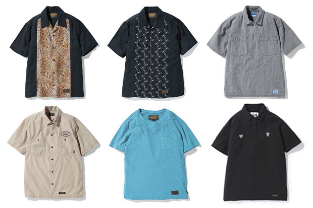 "Image of NEIGHBORHOOD 2012 Spring/Summer ""LESS THAN ZERO"" Collection June Releases"
