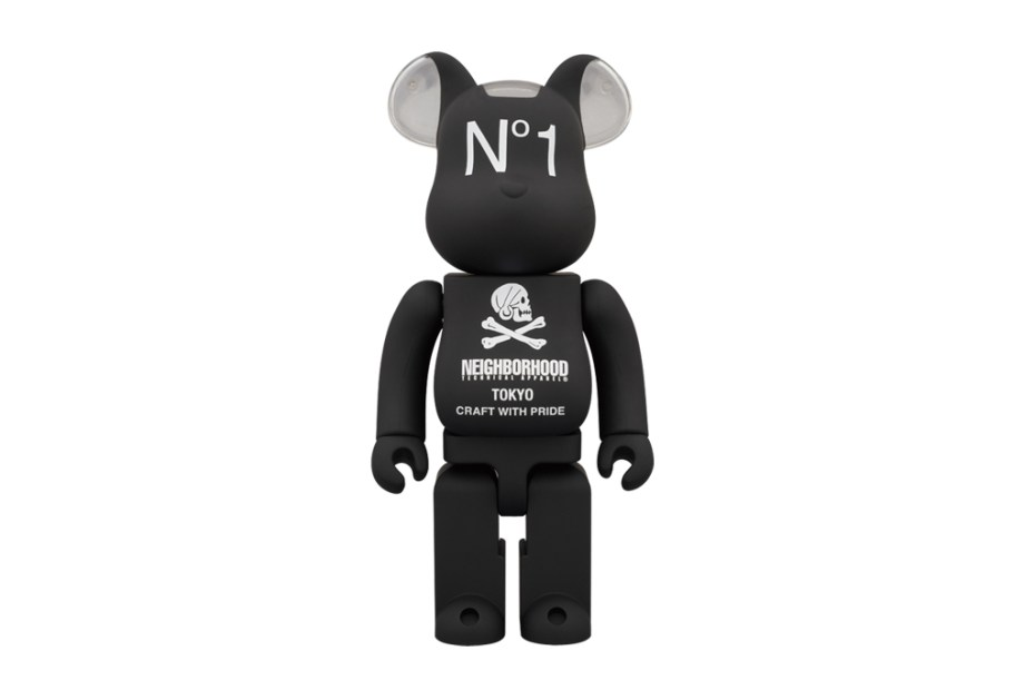 Image of NEIGHBORHOOD x Medicom Toy 400% Bearbrick