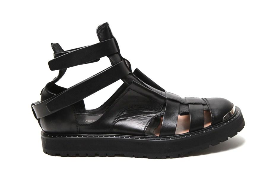 Image of Neil Barrett 2012 Spring/Summer Hybrid Jelly Boot Sandal
