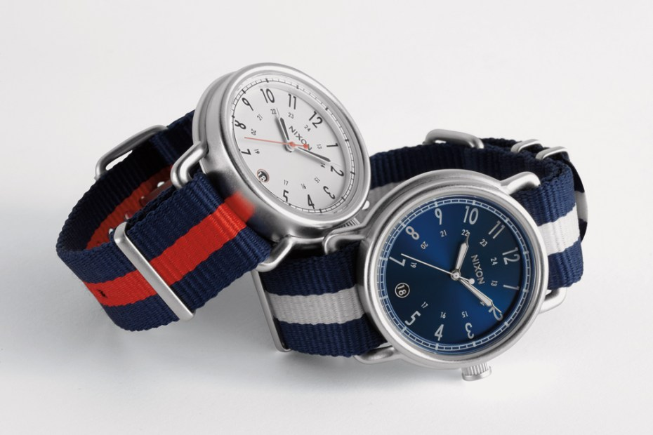 Image of Nixon for Barneys S.A.M. Nautical Watches