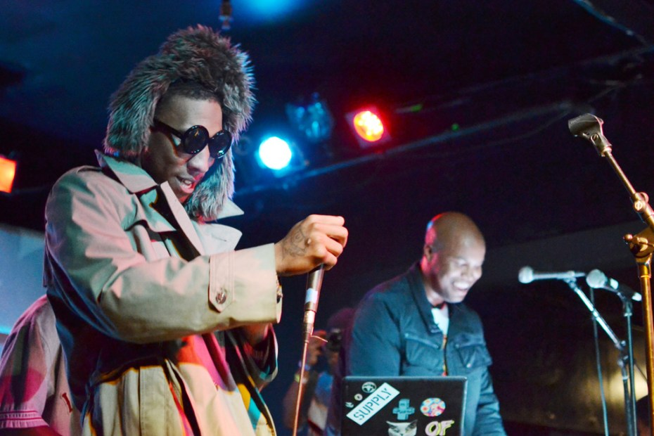 Image of Odd Future's The Internet Live @ The Echo Recap