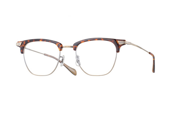 "Image of Oliver Peoples ""Banks"" Eyeglasses"