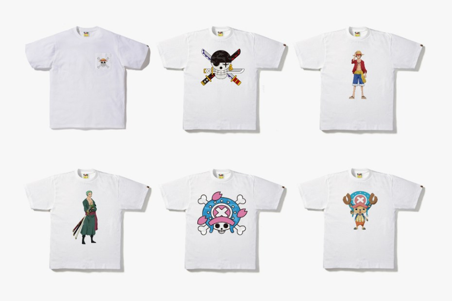 Image of ONE PIECE by A Bathing Ape 2012 Collection