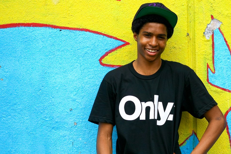 Image of ONLY NY 2012 Spring Collection Lookbook
