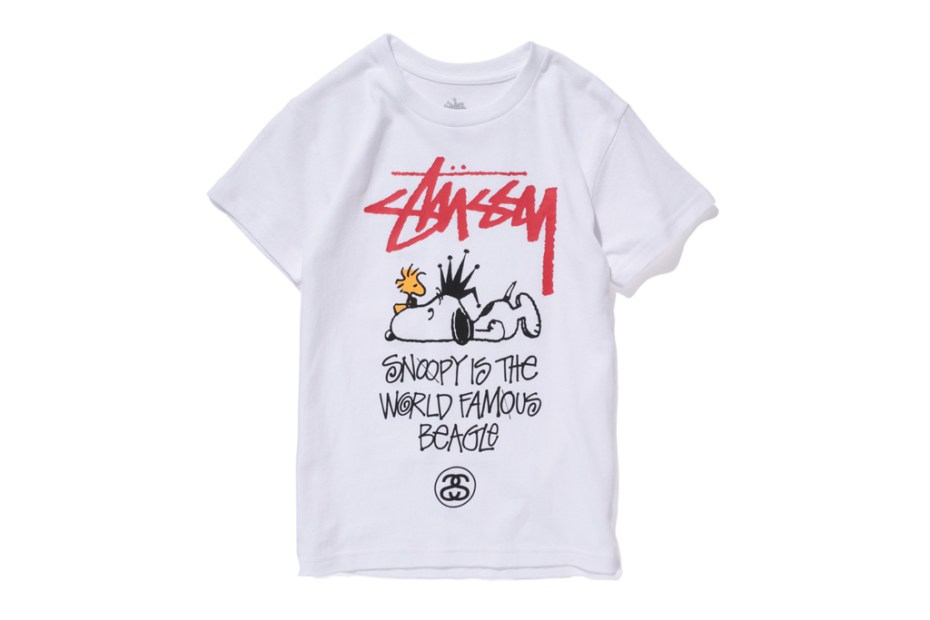 Image of Stussy Kids x Peanuts 2012 Spring/Summer Capsule Collection