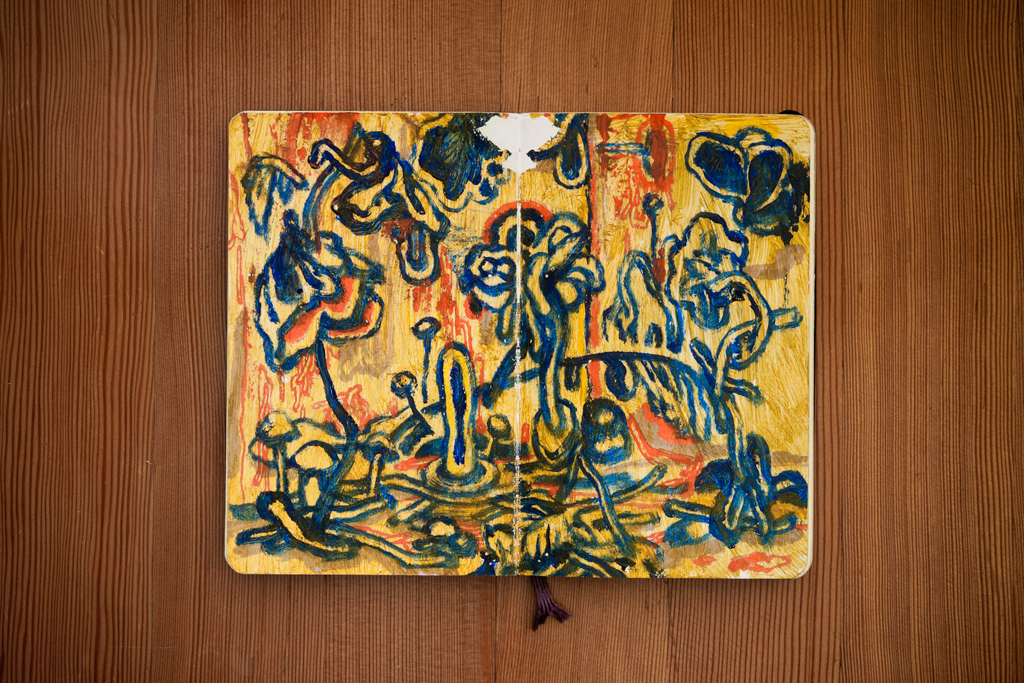 Image of Pen & Paper: James Jean