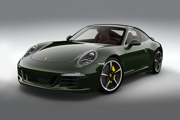 Image of Porsche 60th Anniversary 911 Club Coupe