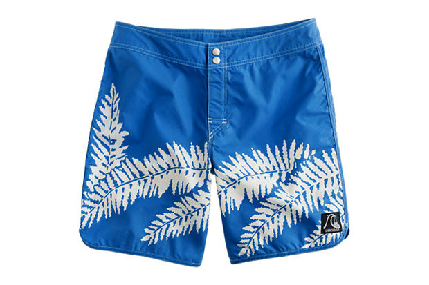 Image of Quiksilver for J.Crew Surf Heritage Boardshorts