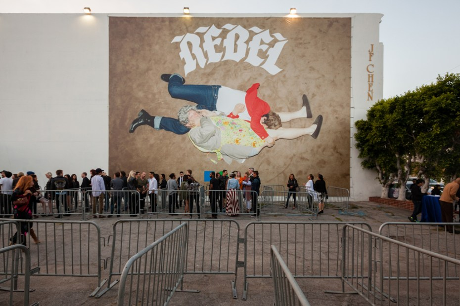 Image of Rebel Exhibition @ MOCA Recap