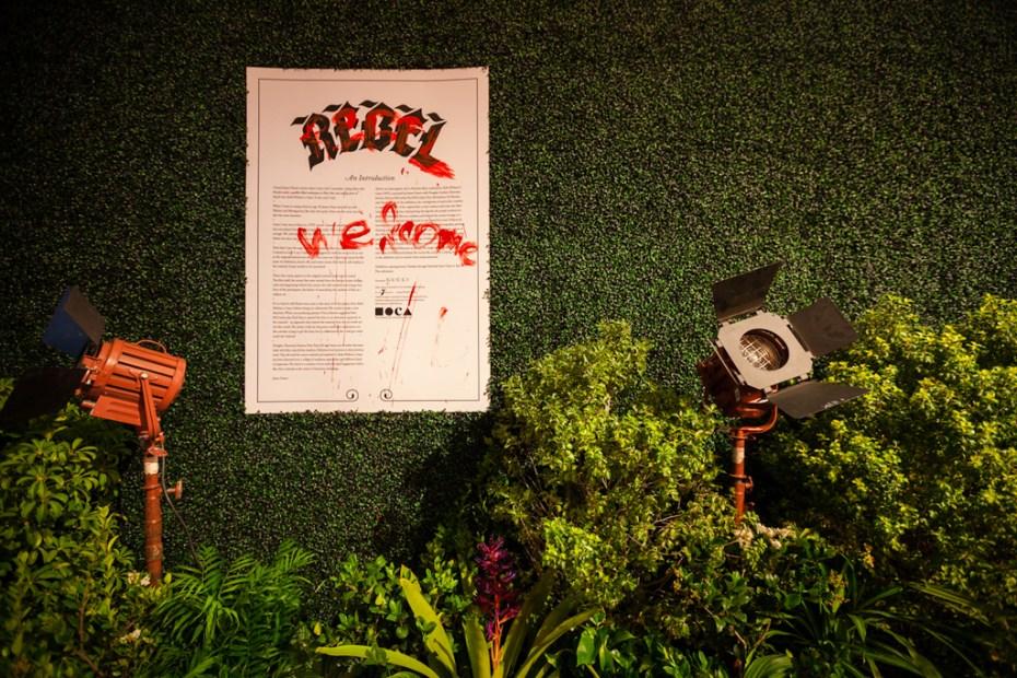 Image of Rebel Exhibition @ MOCA Recap
