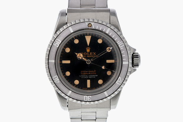 Image of Retrospect: Bob Barth's SEALAB Rolex 5512 Submariner