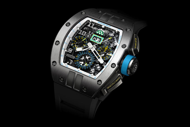Image of Richard Mille RM 011 LMC Automatic Chronograph Watch