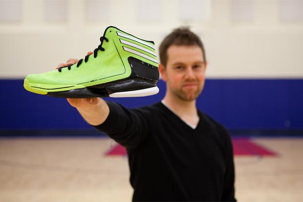 Image of Robbie Fuller Talks adidas Crazy Light 2