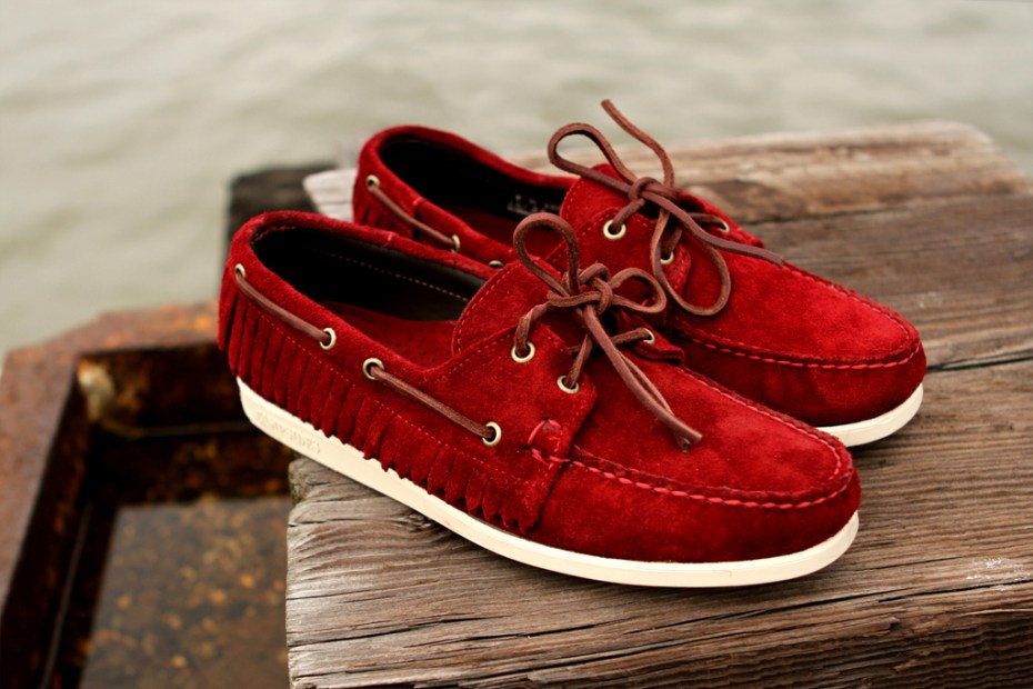 Image of Ronnie Fieg for Sebago 2012 Spring/Summer Mohican Pt.2 Release