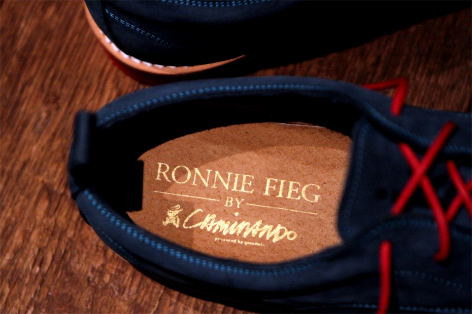 Image of Ronnie Fieg x Caminando 2012 Spring/Summer Collection