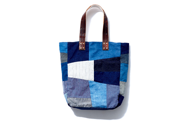 Image of RUGGED FACTORY 2012 Spring/Summer Tote Bag