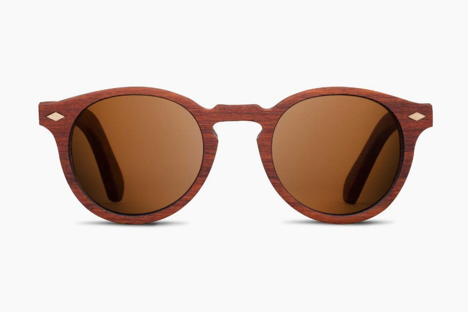 Image of Shwood Florence Sunglasses