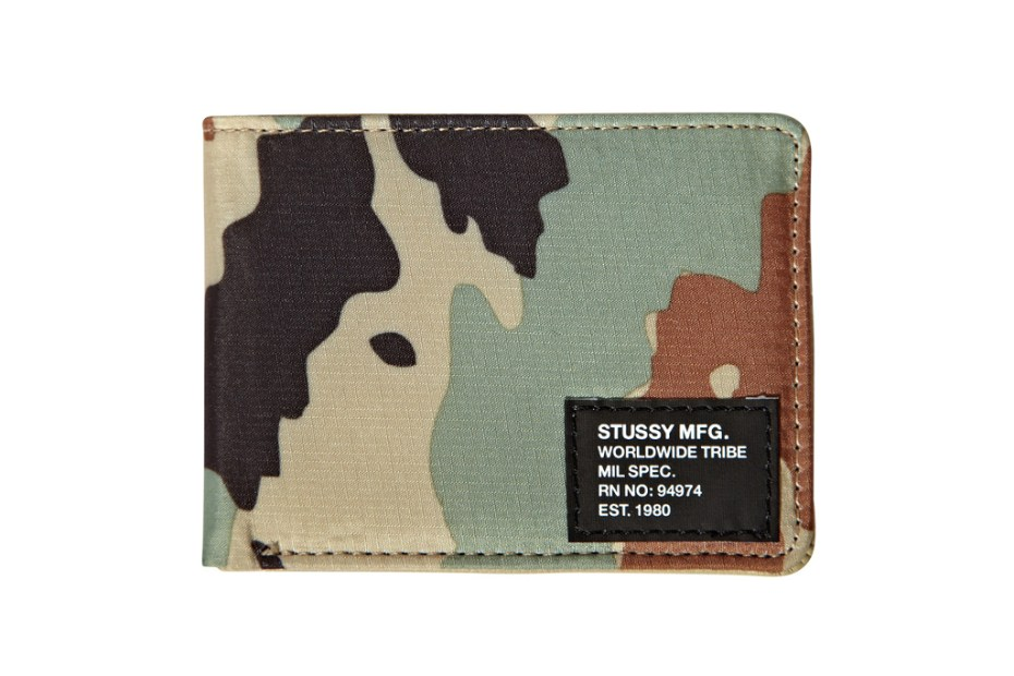 Image of Stussy 2012 Summer Mil Spec Camo Accessories