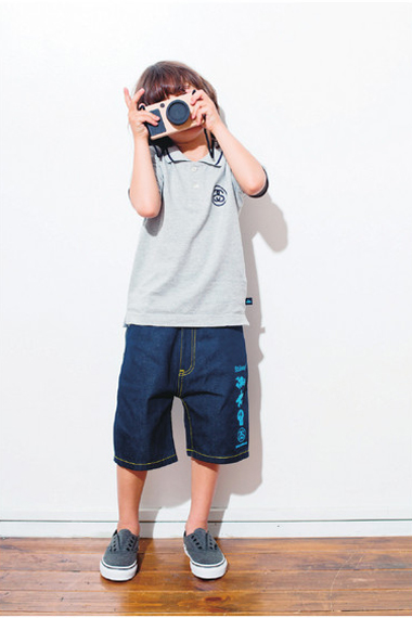 Image of Stussy Kids 2012 Spring/Summer Lookbook