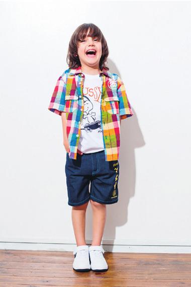Image of Stussy Kids 2012 Spring/Summer Lookbook