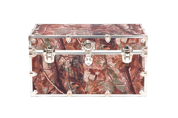 Image of Go Out x Stussy Livin' General Store x Rhino Trunk & Case Realtree Armor Trunk