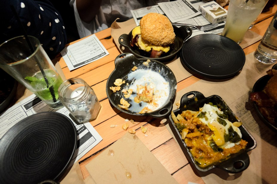 "Image of Stussy x Plan Check ""Burger Culture Clash"" Event Recap"