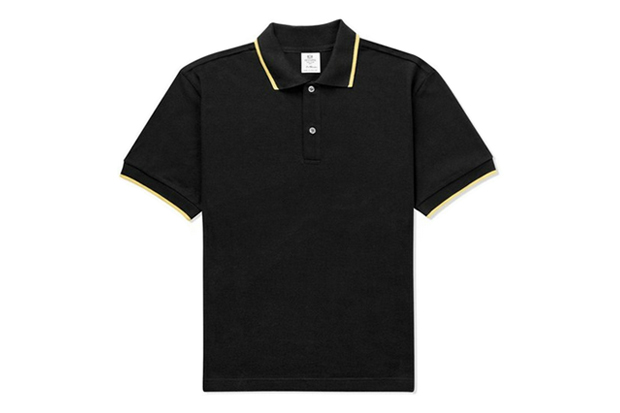 Image of Sunspel x Dr. Martens Polo