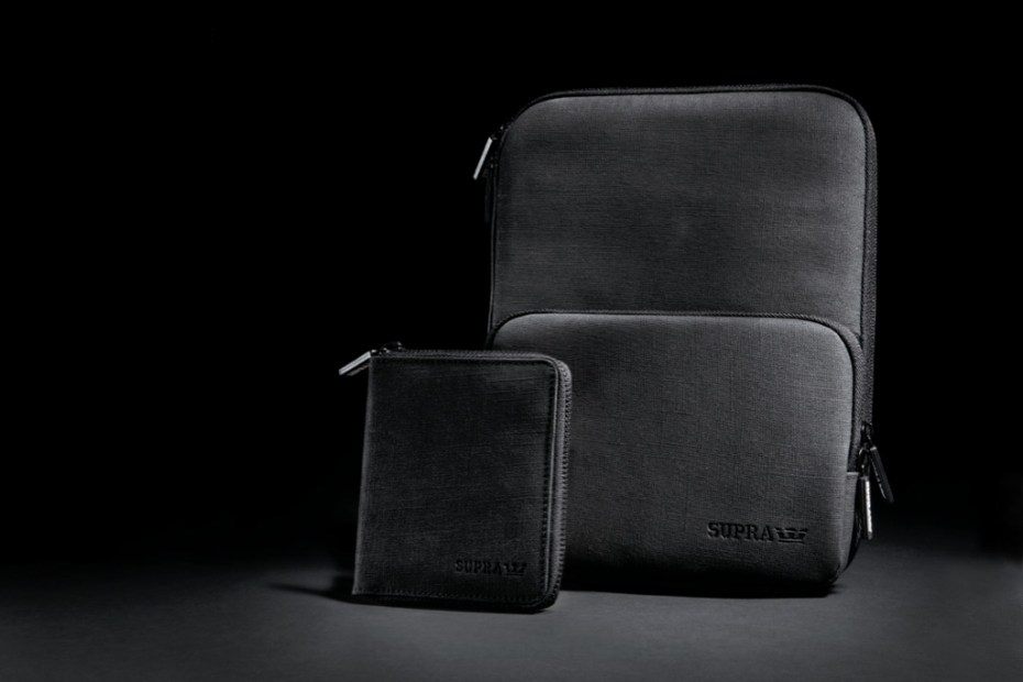 Image of SUPRA Luggage Collection Debut