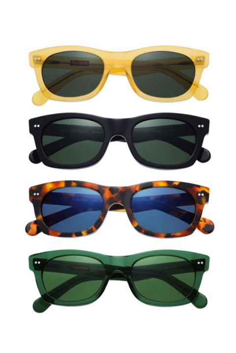 "Image of Supreme 2012 ""The Alton"" Sunglasses Collection"